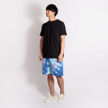 Gramicci Tie Dye G-Shorts Blue Psychedelic