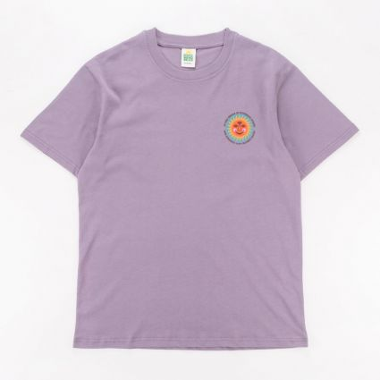 Hikerdelic Mother Earth T-Shirt Lilac1