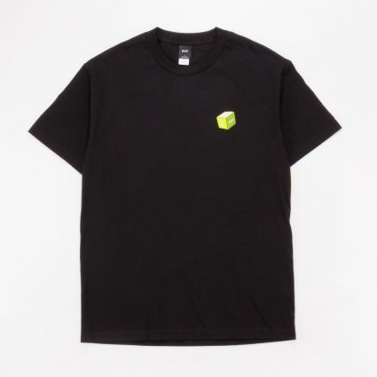 HUF 3D Box S/S Tee Black