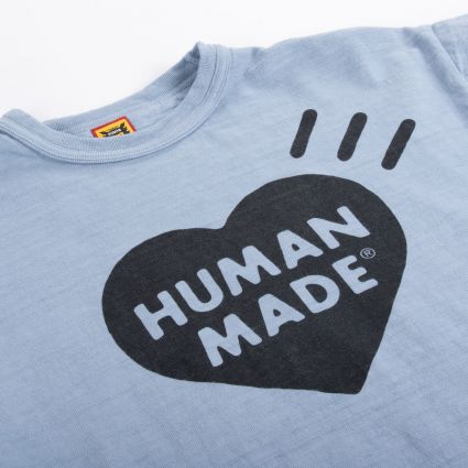 Human Made Color T-Shirt #2 Blue
