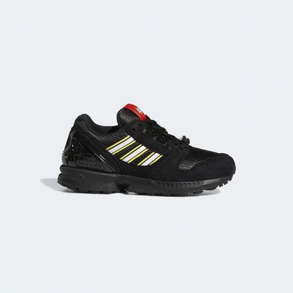 Adidas x Lego ZX 8000 J Core Black/Ftw White/Core Black GZ8216