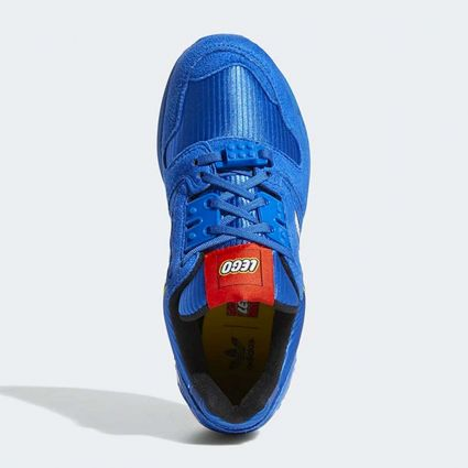 Adidas x Lego ZX 8000 J Bright Royal/FtwrWht/Bright Royal GZ8210