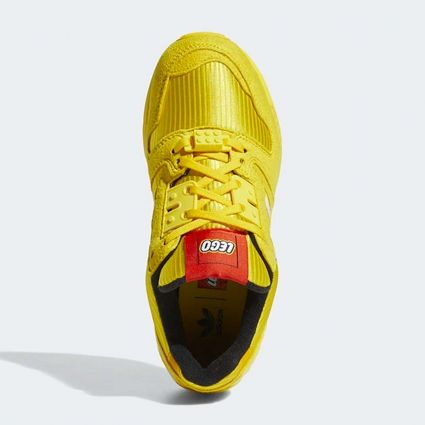 Adidas x Lego ZX 8000 J EQT Yellow/Ftwr White/EQT Yellow H04832