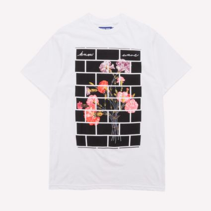 Know Wave Arrangements Tee White1