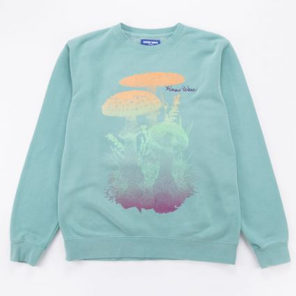 Know Wave Crewneck Pistachio1
