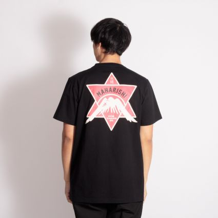 Maharishi 9313 Fine Tailor T-Shirt Black