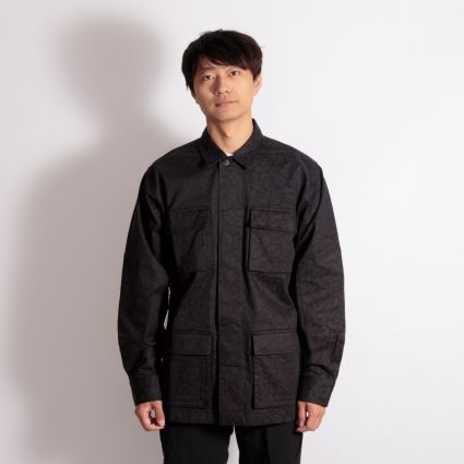 Maharishi Camo BDU Overshirt Night