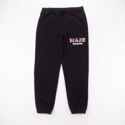 Maharishi MA20 Organic Trackpants Black1
