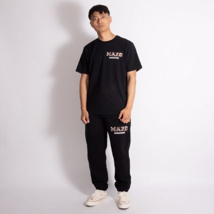 Maharishi MA20 Organic Trackpants Black