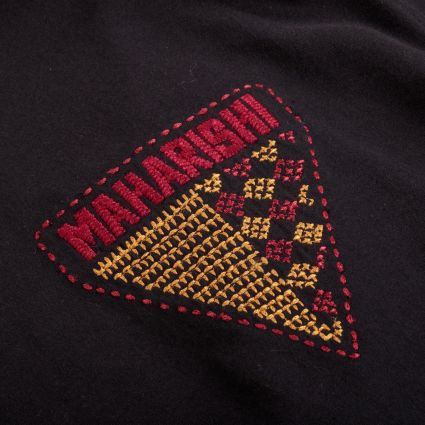 Maharishi World Tribe Organic T-Shirt Black