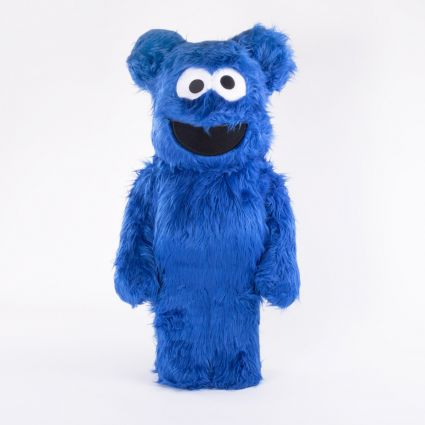 Medicom Be@rbrick Cookie Monster Costume ver. 1000%