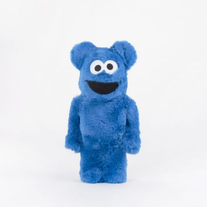 Medicom Be@rbrick Cookie Monster Costume ver. 400%1