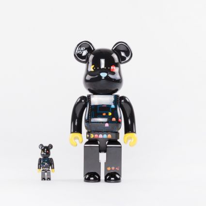 Medicom Be@rbrick PAC-MAN 100% & 400% Set1