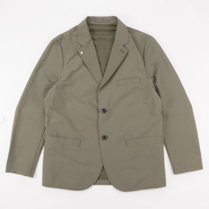 Nanamica BREATH TUNE Club Jacket Khaki1