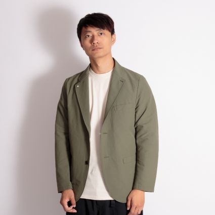 Nanamica BREATH TUNE Club Jacket Khaki