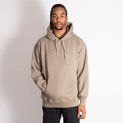 Nanamica Pullover Hoodie Light Brown
