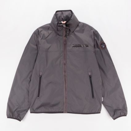 Napapijri Arino Jacket Dark Grey Solid1