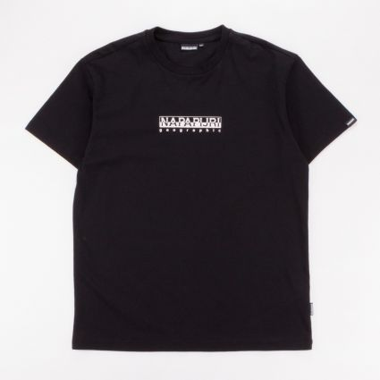 Napapijri Box T-Shirt Black1