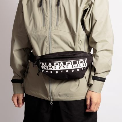 Napapijri Happy Waist Bag 2 Black