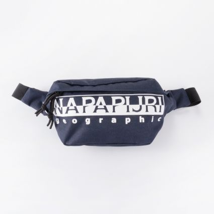 Napapijri Happy Waist Bag 2 Blue Marine1