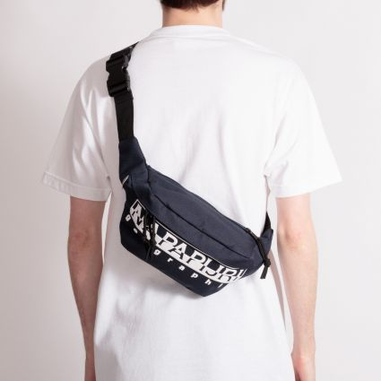 Napapijri Happy Waist Bag 2 Blue Marine