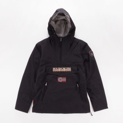 Napapijri Rainforest Jacket Black1