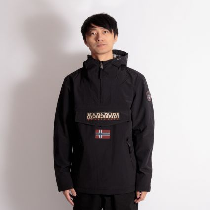 Napapijri Rainforest Jacket Black