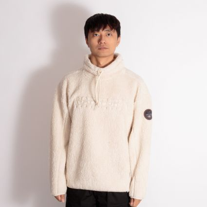 Napapijri Teide Fleece Whitecap Grey
