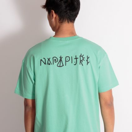 Napapijri Yoik T-Shirt Green Dusty
