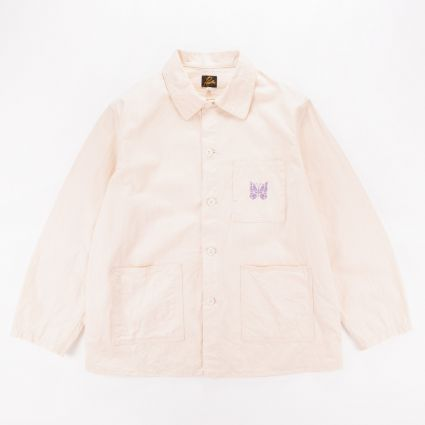 Needles D.N. Coverall Off White1