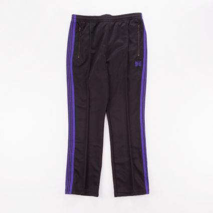 Needles Narrow Track Pant Charcoal1