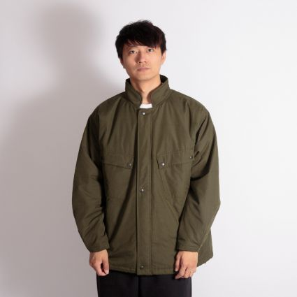Needles Peach Weather C.P. Jacket Olive