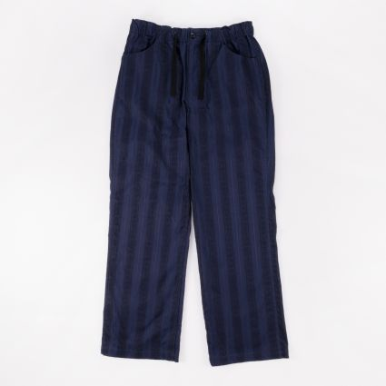 Needles String Arrow Easy Pant Indigo Dye