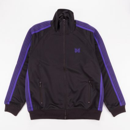 Needles Track Jacket Charcoal1