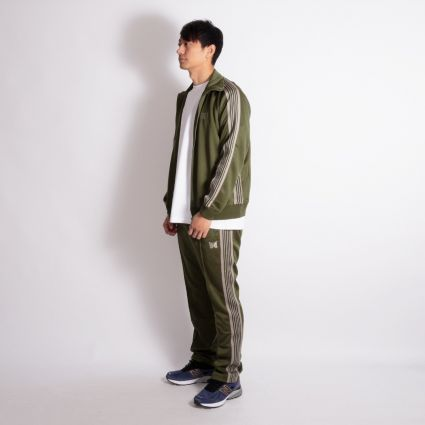Needles Track Jacket Olive