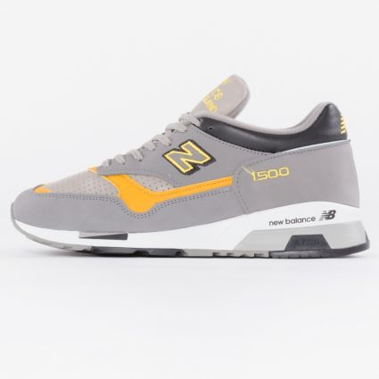 New Balance 1500 Made in England Bringback Grey/Yellow1
