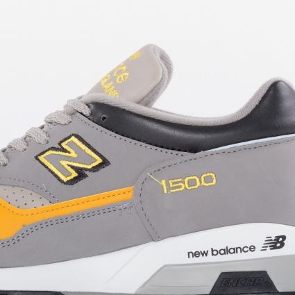 New Balance 1500 Made in England Bringback Grey/Yellow
