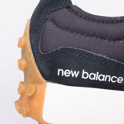New Balance 327 Black Castlerock
