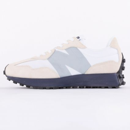 New Balance 327 Munsell White/Team Navy1