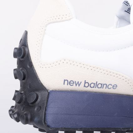 New Balance 327 Munsell White/Team Navy