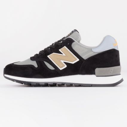 New Balance 670 Made in England Black M670KGW-1
