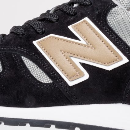 New Balance 670 Made in England Black M670KGW