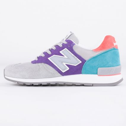 New Balance 670 Made in UK City Sunrise Pack Grey1