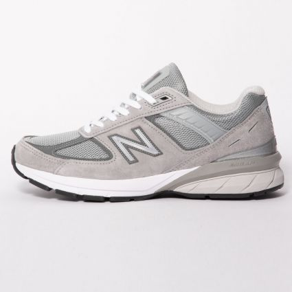New Balance 990V5 Made In USA Grey M990GL5