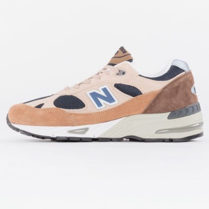 New Balance 991 Made in England Brown/Tan1