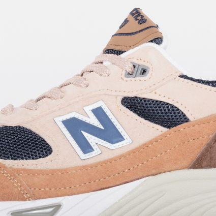 New Balance 991 Made in England Brown/Tan