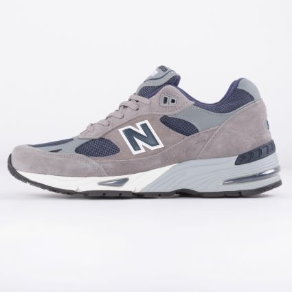New Balance 991 Made in England Grey/Navy M991ANG-1