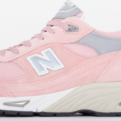 New Balance 991 Made in England Pink M991PNK