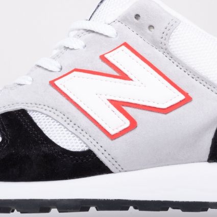 New Balance x Junya Watanabe MAN eYe 670 Made in England White/Grey/Black M670JWM