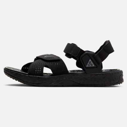 Nike ACG Air Deschutz Sandals Black/Off Noir-Iron Grey CT2890-005